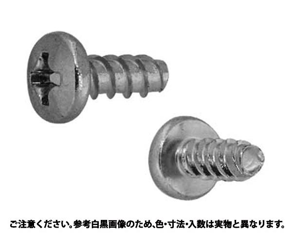 Pタイトバインド(ニットウ 表面処理(三価ホワイト(白)) 規格(2X5) 入数(10000)