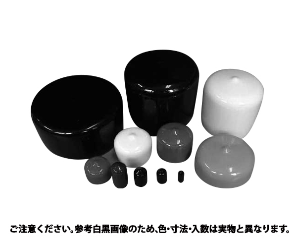 タケネ ドームキャップ 表面処理(樹脂着色黒色(ブラック)) 規格(105X40) 入数(100)