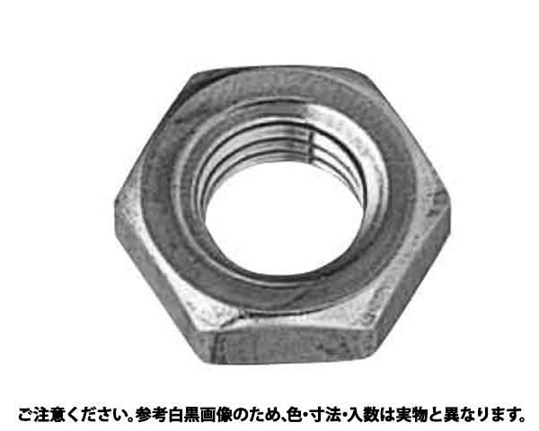 SUS ナット(3シュ(ニシセイ 材質(ステンレス) 規格(M8) 入数(800)