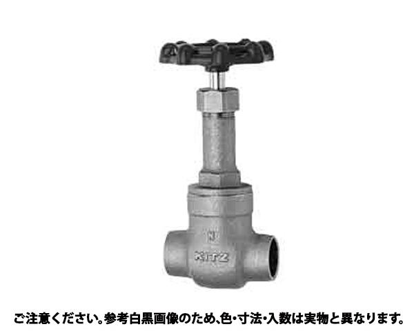 """ゲートバルブ(CL 規格(50A(2"""") 入数(1)"""