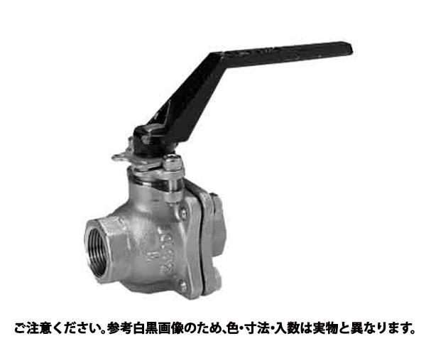 ボールバルブ(10UTM 規格(80A(3