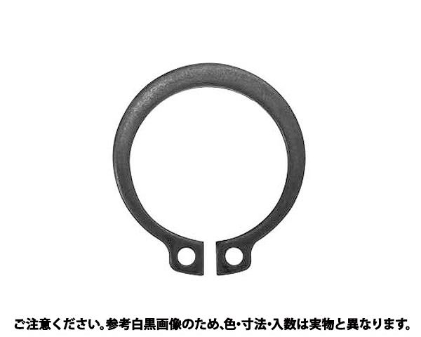 Cガタトメワ(ジク(イワタ 材質(ステンレス) 規格(JISG-62SU) 入数(100)