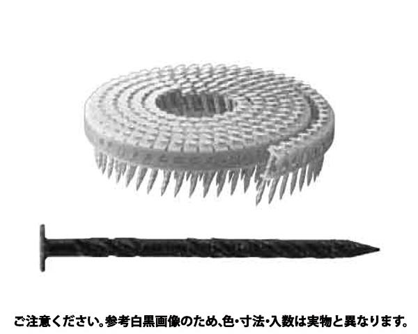 ナナメPカクテルN(ツヤケシクロ 材質(ステンレス) 規格(1.83X25) 入数(20)