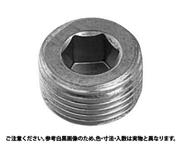 SUSフラク(シズミ(ヒダリ 材質(ステンレス) 規格(PT1/8) 入数(100)