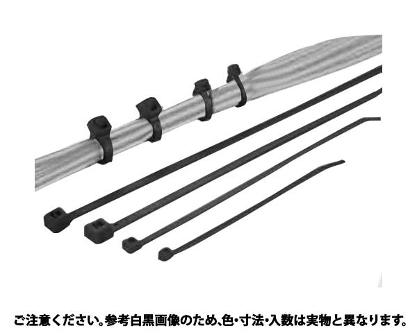 MSタイ(フッソジュシ 表面処理(樹脂着色青色(ブルー)) 規格(T50L-TZ) 入数(100)