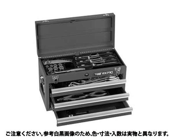 ツールセット 表面処理(塗装シルバー(銀色)) 規格(TSS452SV) 入数(1)