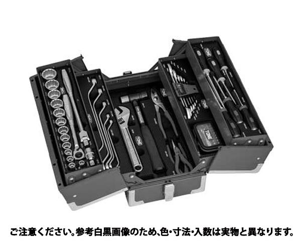 ツールセット 表面処理(塗装シルバー(銀色)) 規格(TSST430SV) 入数(1)
