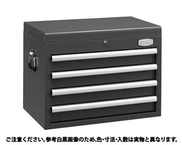 トップチェスト 表面処理(塗装シルバー(銀色)) 規格(WS114S) 入数(1)