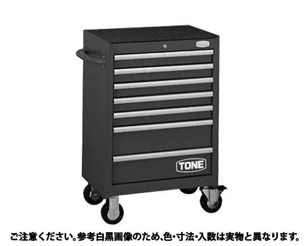 ローラーキャビネット 表面処理(塗装艶消し黒) 規格(WS207B) 入数(1)