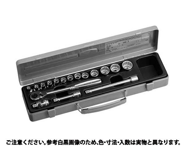 ソケットレンチセット 規格(1560M) 入数(1)