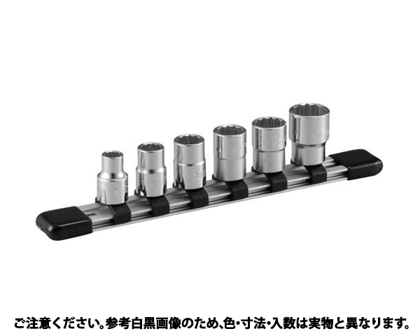 ソケットセット(12カクホルダ 規格(HD312A) 入数(1)