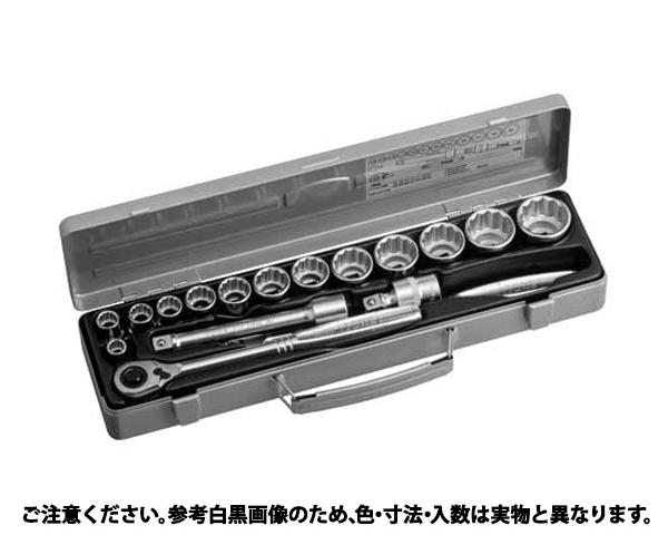 ソケットレンチセット 規格(760M) 入数(1)