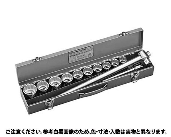 ソケットレンチセット 規格(210M) 入数(1)