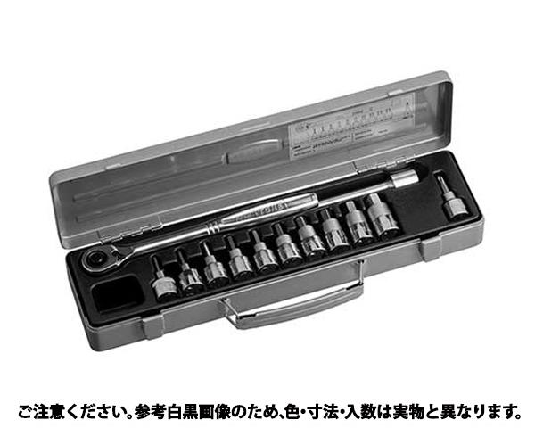 ヘキサゴンソケットレンチセット 規格(HB4112) 入数(1)