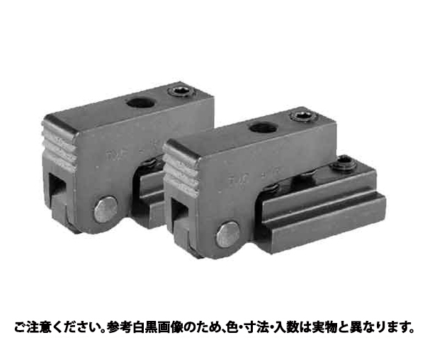 T-スロットミニクランプ 規格(TMC-1625) 入数(1)