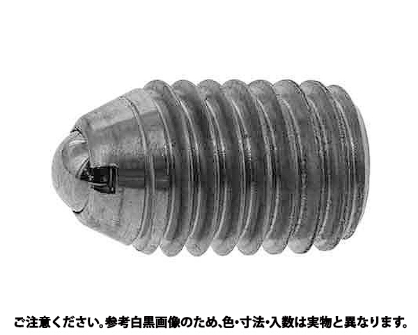 ボールプランジャ CAP 規格(BPRL6-30) 入数(100)