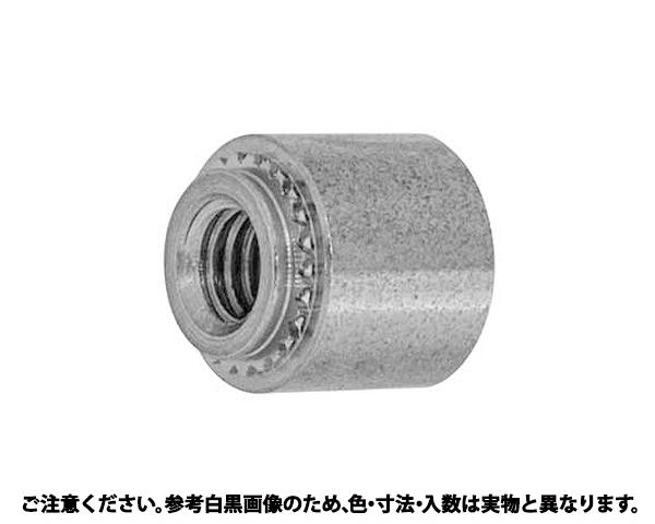 SUS ファブスペーサー 材質(ステンレス) 規格(EFS10-M3-5) 入数(1000)