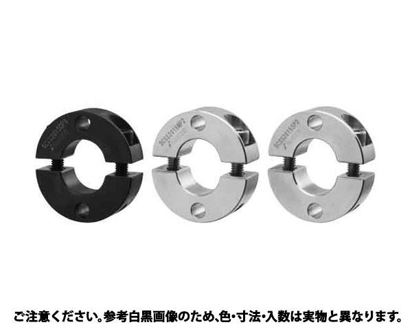 2アナツキセパレートカラー S 表面処理(無電解ニッケル(カニゼン)) 材質(S45C) 規格(CSS0812MP2) 入数(50)