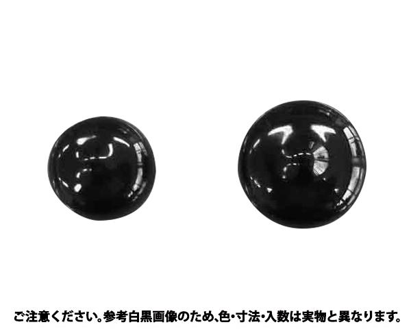 タケネ トラスコネジキャップ 表面処理(樹脂着色黒色(ブラック)) 規格(M4(040903) 入数(100)