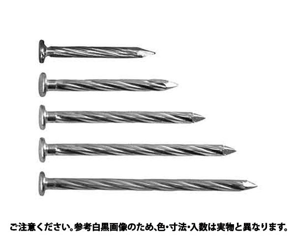 ハズレンシートレンケツクギ 表面処理(ユニクロ(六価-光沢クロメート) ) 規格(KMP25-45) 入数(1)