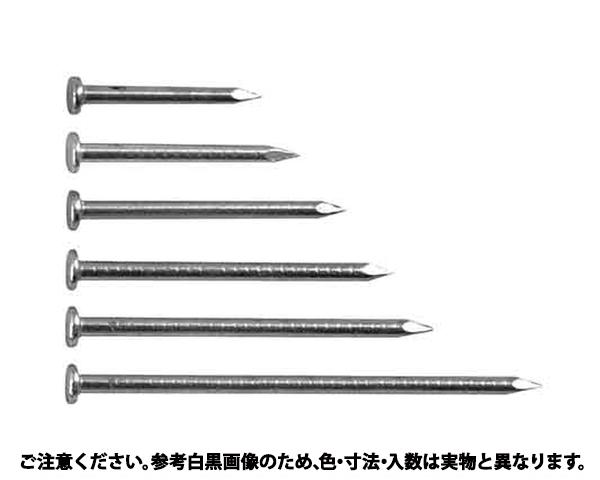 ハズレンシートレンケツクギ 表面処理(ユニクロ(六価-光沢クロメート) ) 規格(CMP25-38) 入数(1)