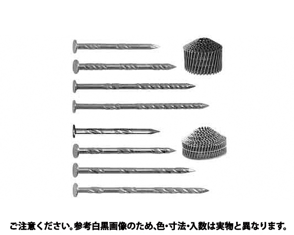 Wレンケツクギ(スクリュー 材質(ステンレス) 規格(MN21-38) 入数(1)