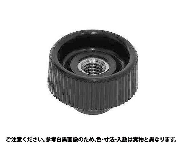 BSクランプノブN(D24 表面処理(ニッケル鍍金(装飾) ) 材質(黄銅) 規格(M6) 入数(120)