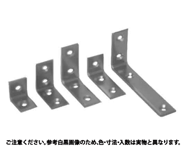 SUS カナオレ ST- 材質(ステンレス) 規格(2X15X40X80) 入数(100)