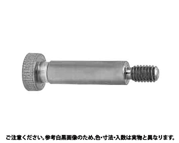 SUSテイトウショルダーBT 材質(ステンレス) 規格(6.5X15) 入数(50)