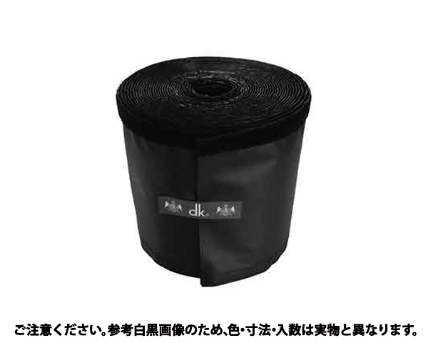 MRチューブ(25M 表面処理(樹脂着色黒色(ブラック)) 規格(MRX-40) 入数(1)