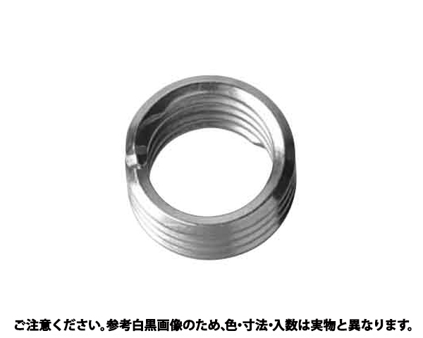 リコイルタングレスP=0.45 材質(ステンレス) 規格(M2.5-3.0D) 入数(100)