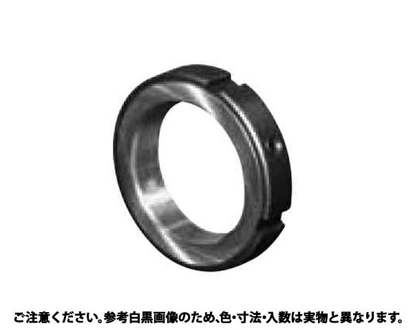 セイミツロックナット(ZMT 材質(SCM) 規格(M55X2.0) 入数(1)