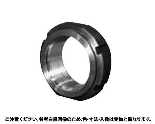 セイミツロックナット(FKN 材質(SCM) 規格(M80X2.0) 入数(1)