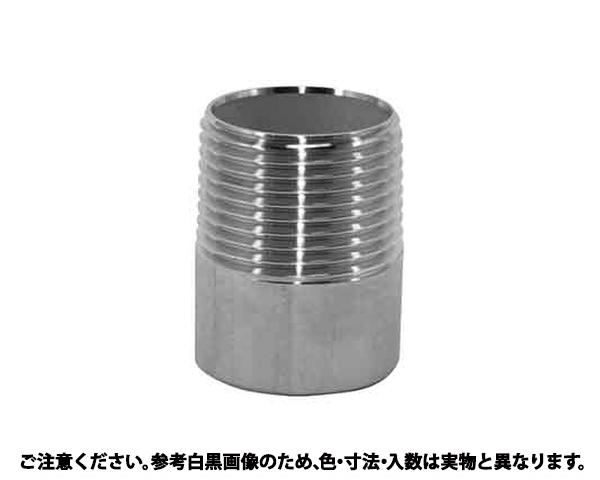 304カタナガニップルNSL 材質(ステンレス) 規格(80AX250L) 入数(1)