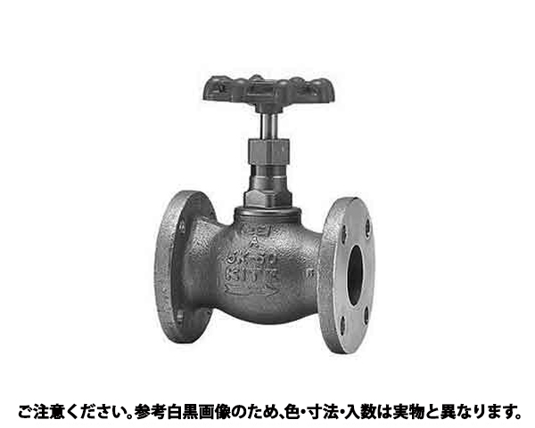 """グローブバルブ(UAB 規格(25A(1"""") 入数(1)"""
