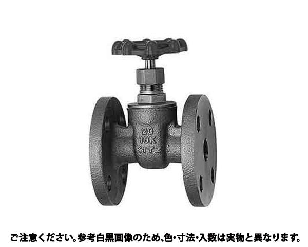 ゲートバルブ(UEB 規格(65A(2