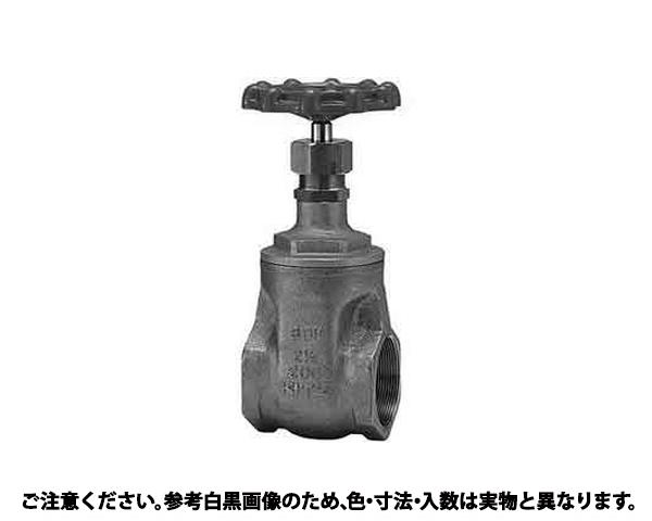 入数(1) ゲートバルブ(UEL 規格(50A(2