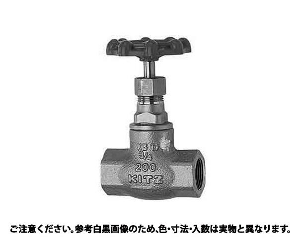 グローブバルブ(UJM 規格(40A(1