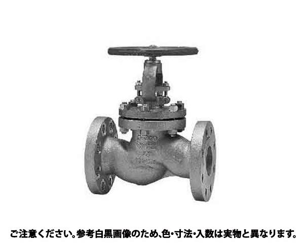 """グローブバルブ10UPA 規格(80A(3"""") 入数(1)"""
