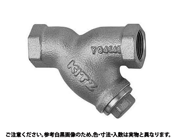 Yガタストレーナ(UY 規格(15A(1/2) 入数(1)