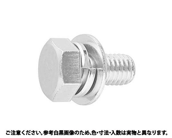 ピタックトリーマI3(ケンマW 表面処理(三価ホワイト(白)) 規格(8X16) 入数(150)
