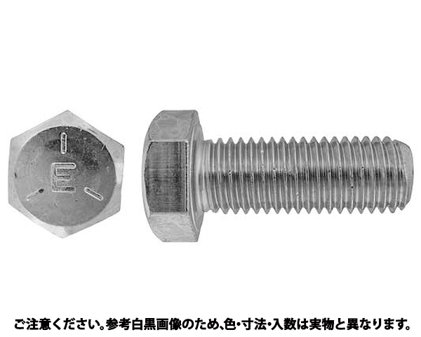 6カクBT(UNC(ゼン 材質(SUS316) 規格(3/8-16X3/4) 入数(100)