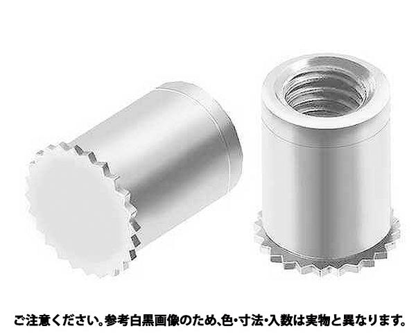 SUS304ヨウセルスペーサー 材質(ステンレス) 規格(DFD-M4-6SC) 入数(1000)
