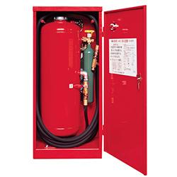 ハツタ MSCP-75A 移動式粉末消火設備 ※リサイクルシール付