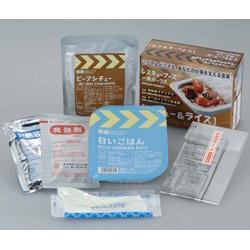 レスキューフーズ 一食ボックス シチュー&ライス 12セット