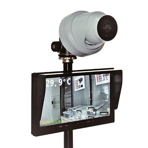 体表面温度監視カメラシステム TFC-100 テスコムジャパン