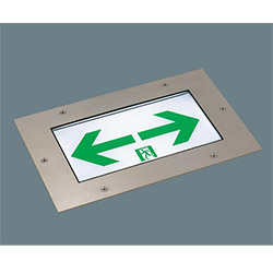 FW10373LE1 パナソニック LED誘導灯 片面型(床埋込型防雨型) C級(10形)