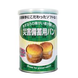 災害備蓄用パン 24缶セット(クランベリー&ホワイトチョコ味)