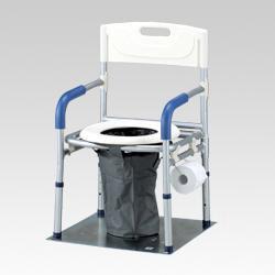 災害用マンホールトイレ洋式タイプ(VE100)