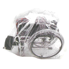 車椅子用保管袋 100枚入 120L 191-O0615